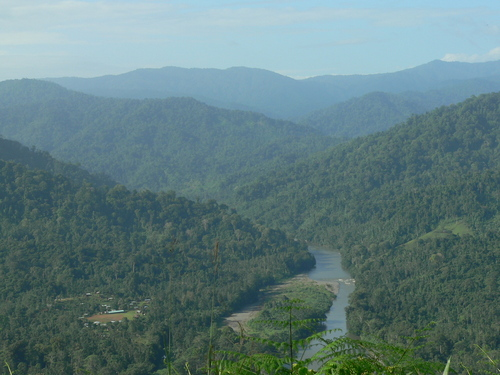 Parque Internacional La Amistad (Costa Rica-Panamá)