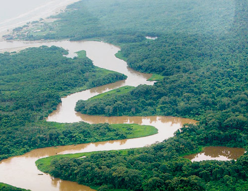 Reserva da Biosfera do Rio Platano (Honduras)