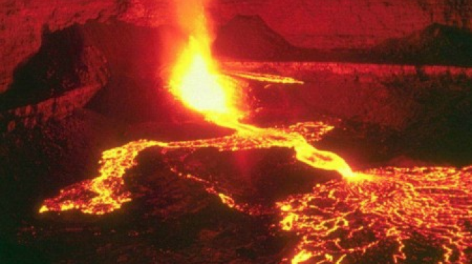 The most beautiful volcanoes in the world