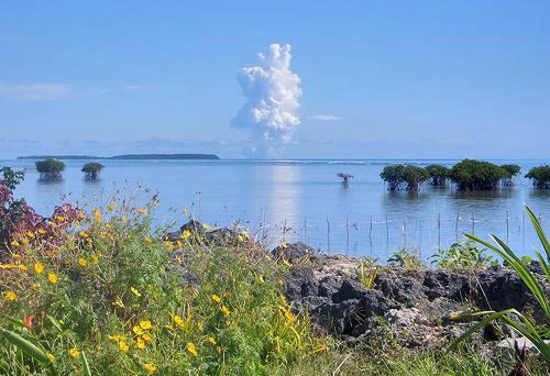 Underwater Volcano (TONGA)