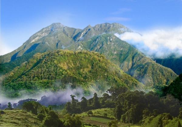 Volcano Baru (Panama)