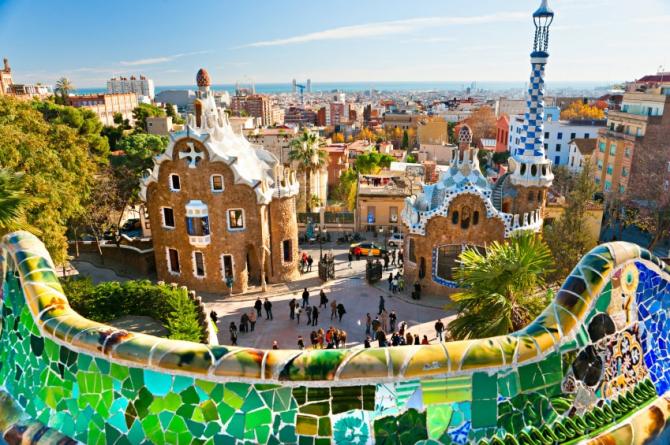 Парк Гуэль (Барселона)