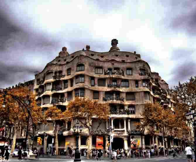 Casa Milà (Барселона)