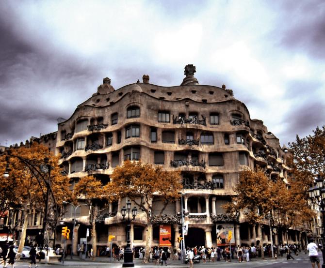 Casa Milà (Barcelone)