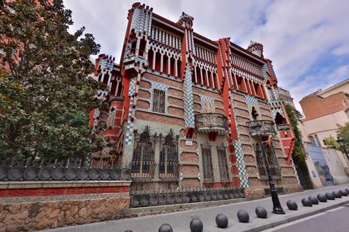Casa Vicens (Barcelone)
