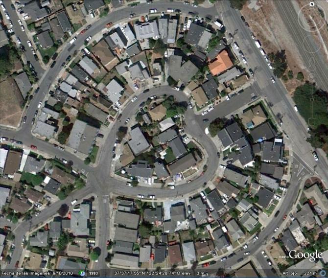 CORAÇÃO REDONDO EM SAN FRANCISCO (EUA)