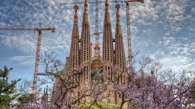 Mahakarya dari Antoni Gaudi