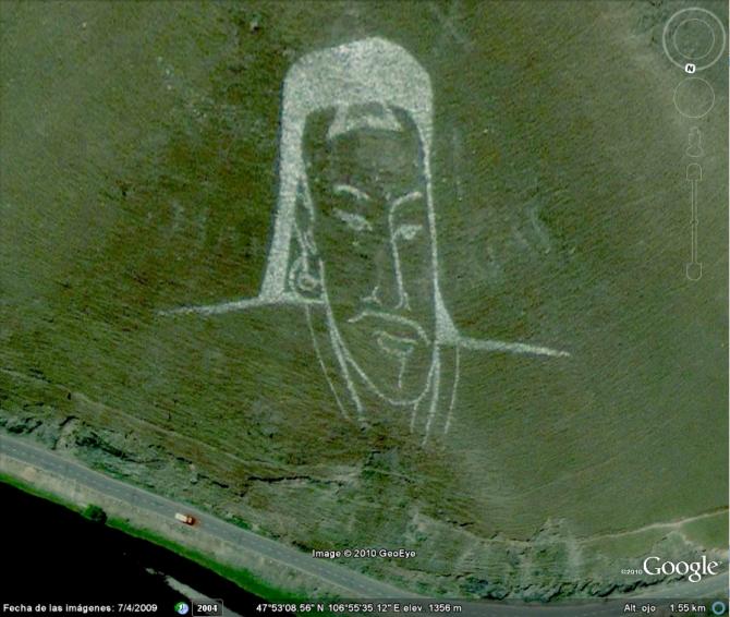 PORTRAIT OF JAN GHENGHIS (ULAANBAATAR, MONGOLIA)
