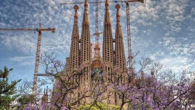 The masterpieces of Antoni Gaudí