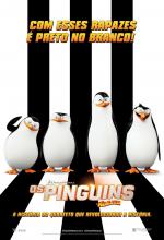 Os Pinguins de Madagascar