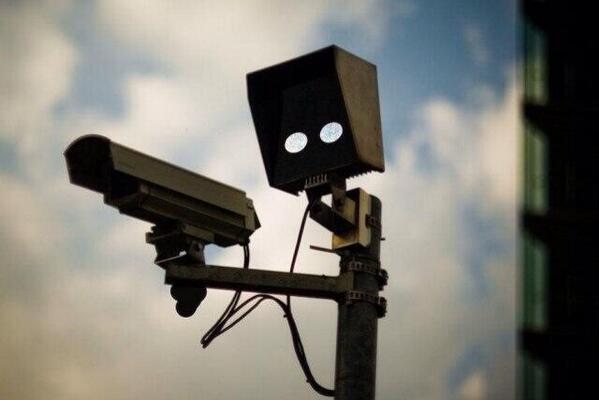 Aggressiv radar