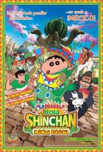 Shin Chan en México: El ataque del cactus gigante