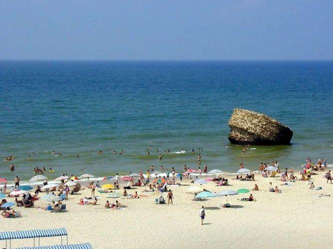 Пляж Маталасканьас (Уэльва)