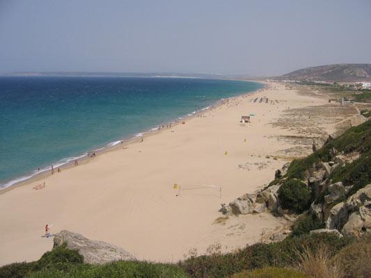 Пляж Захара де лос Атунес (Кадис)