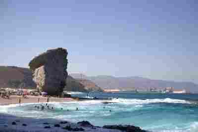 Beach of the Dead in Carboneras (Almería)