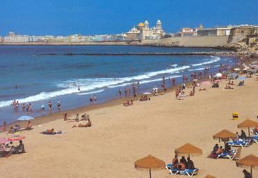 La Victoria Beach (Cádiz)