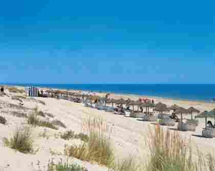 Playa de Islantilla ( Huelva)