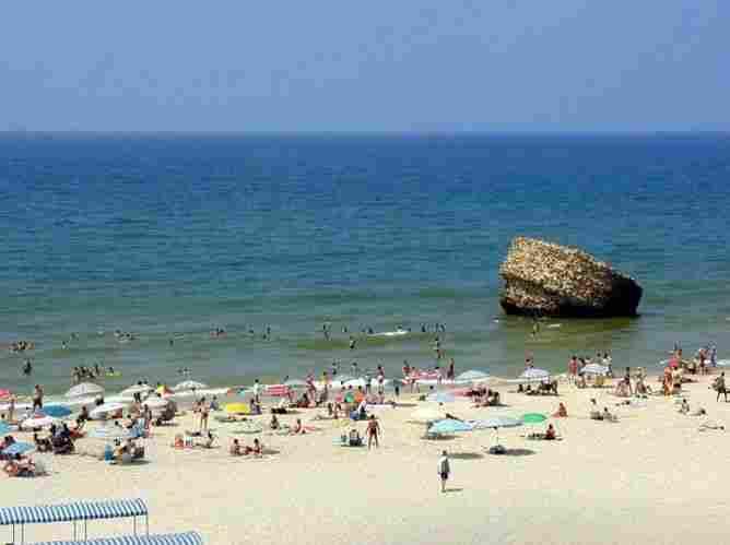 Playa de Matalascañas  (Huelva)