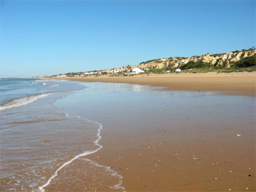 Playa de Mazagon ( Huelva)