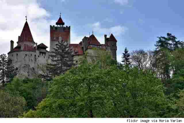 Bran Castle `` Dracula''
