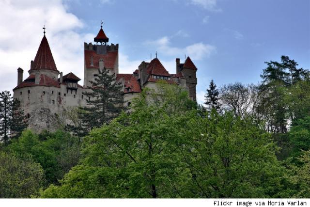 Castillo de Bran ``Dracula´´