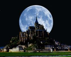 Castillo del Mont de Saint-Michel
