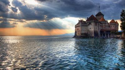 Kastil terbaik di Eropa