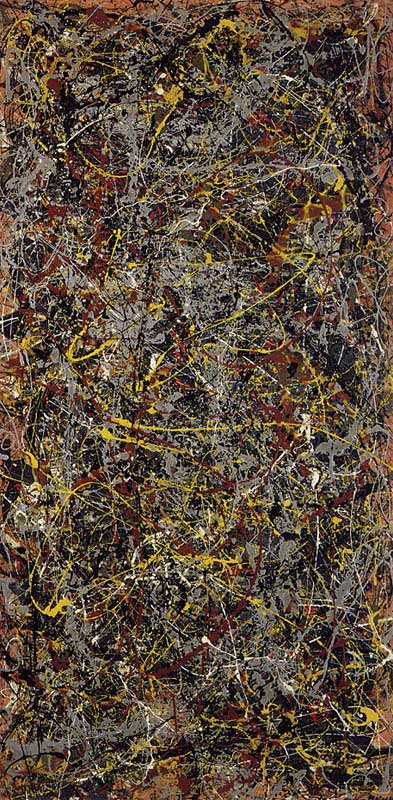 . 5, 1948 by Jackson Pollock