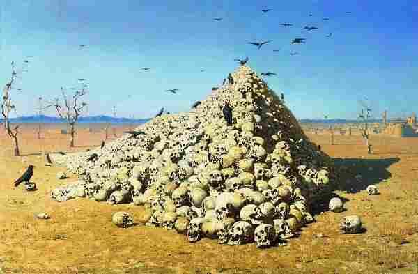 Apotheosis of Vasily Vereshchagin's war