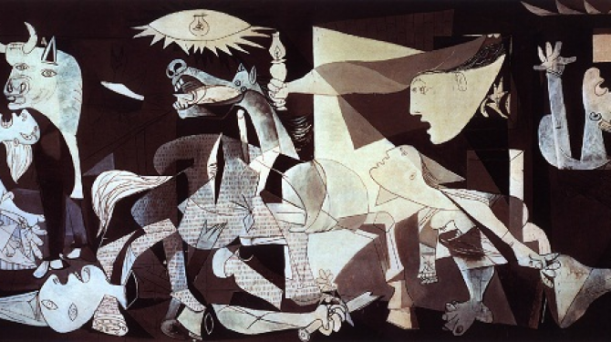 As pinturas perturbadoras mais famosas