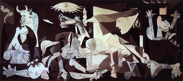 Guernica por Pablo Picasso