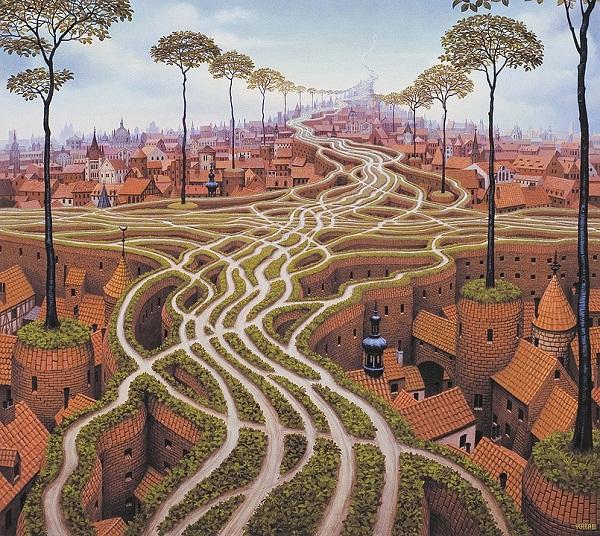 Jacek Jerka Erosion