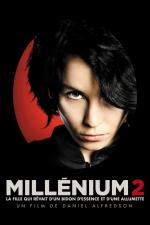 Millénium 2 : La fille qui rêvait d'un bidon d'essence et d'une allumette