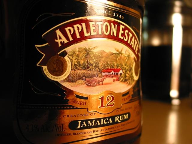 LAMBES DE ESTADO DE APPLETON (JAMAICA)