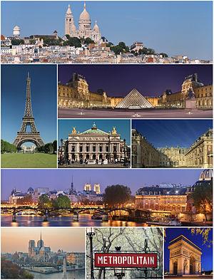 11. Paris, France, Europe