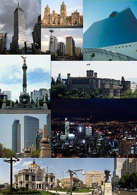 12. Mexico DF, Mexique, Amérique du Nord