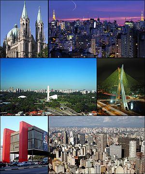 14. San Pablo / Sao Paulo, Amérique latine