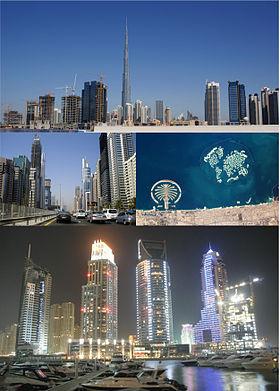 1. Dubaï, Émirats arabes unis, Asie