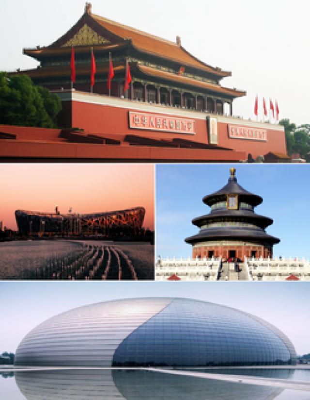 5. Pékin, Chine, Asie
