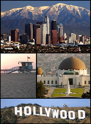 6. Лос-Анджелес, США, Северная Америка