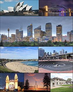 7. Sydney, Australie, Océanie