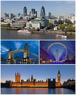 8. Londres, Grande-Bretagne, Europe