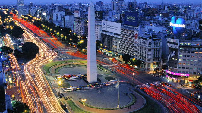 The largest, most beautiful and modern cities in the world