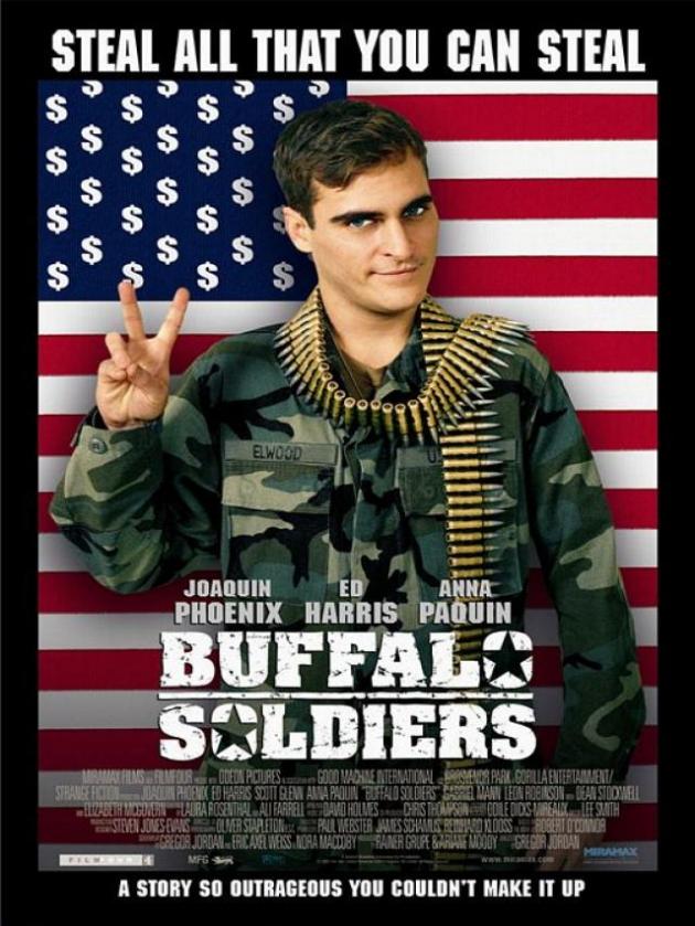 Buffalo-Soldaten