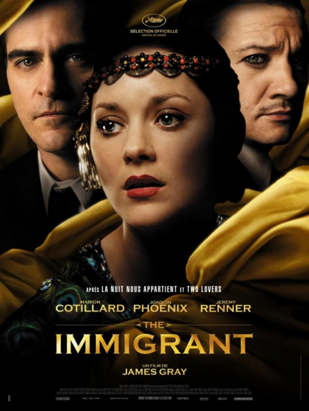 O imigrante