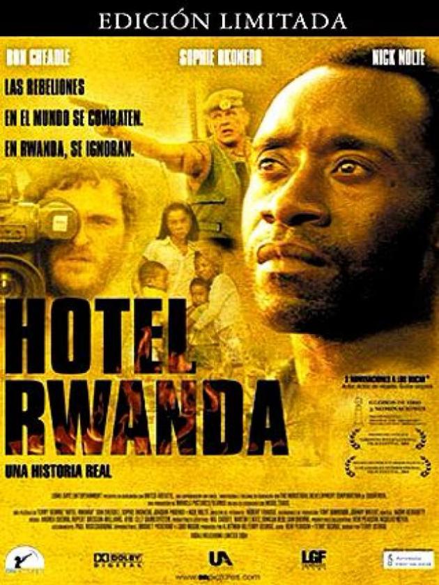 Ruanda Hotel