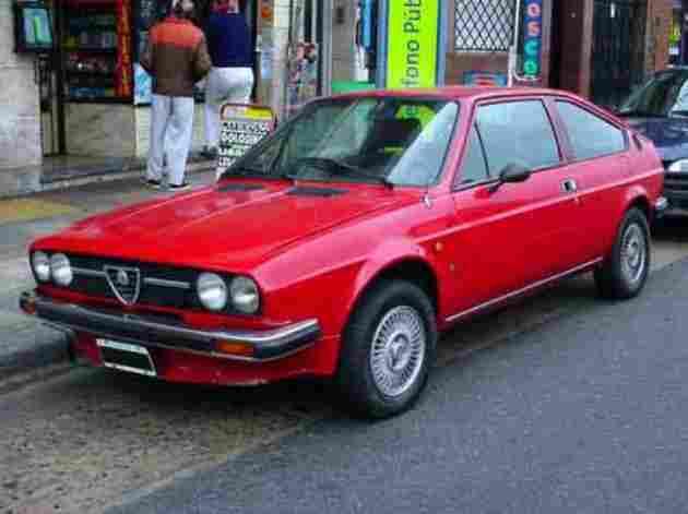 Alfa Alfetta