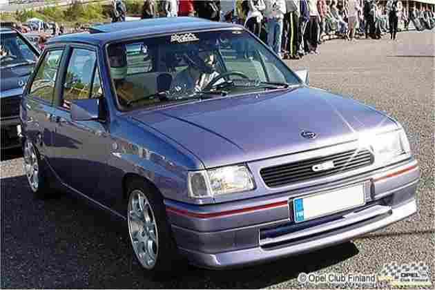 Opel Corsican