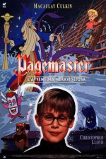 Pagemaster, o Mestre da Fantasia