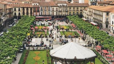 Красивые очаровательные города недалеко от Мадрида